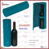 Lago Blue Single Bottle Wine Holder (4699R1)