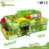 Matériel d'intérieur de grande taille de cour de jeu de parc d'attractions pour des gosses
