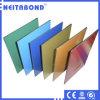 屋外の壁のクラッディングPVDFアルミニウム合成のプラスチックシートのパネル