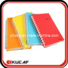 A5 Notebooks con Plastic Cover