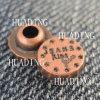 Botão de rebite de metal personalizado para calças de ganga (HD1128-15)
