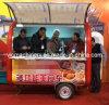 바퀴를 가진 최신 판매 VL-001 이동할 수 있는 음식 손수레