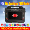 DVD auto GPS Sat Nav para KIA Sportage