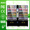 Drink combinado Snack Vending Machine con Hugh Capacity