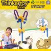 Talkie Walkie чудесных игрушек строительных блоков воспитательных интересный