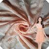 Tela Chiffon del telar jacquar de las flores de corte/de las flores de corte para hacer el vestido