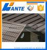 Venta caliente en el azulejo de material para techos revestido de piedra del metal de África
