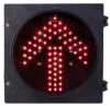 200mm 방향 신호등 빨간 화살 신호등