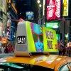 [3غ] تاكسي [لد] عربية [ب5] خارجيّ مسيكة شاشة [هد] فيديو جدار