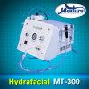 Machine hydraulique de beauté de rajeunissement de soins de la peau de dermabrasion
