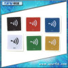 Etiqueta NFC Papel Square Ntag213 ISO14443A
