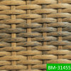 GV Tested Flat Woven Plastic Rattan Material pour Furniture
