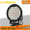 225W LED Driving Light, 10 Inch 225W LED Driving Light voor Offoad