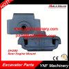 Onderstel van de Motor van Daewoo Doosan Dh280 van de Delen van het graafwerktuig het Achter Rubber