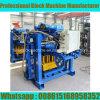 Manueller Block Qt40-2, der Maschine in Kenia herstellt