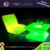 Sofa brillant extérieur des meubles DEL