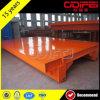 Fabricante superior Kpj de China carro plano de 5 toneladas
