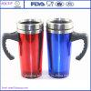 2016 nouveau Products de Double Wall Stainless Steel Travel Mug Coffee Mug avec Handle