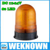 12V-24V van uitstekende kwaliteit 16W 80LED Lightbar LED Warning Light