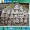 Assemblage de tuyaux en aluminium 6082 pour la décoration et l'industrie