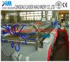 PVC placa de la puerta ancha que hace la planta de la máquina