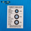 5% 10% 60% cartão do indicador de umidade de Hic de 3 pontos