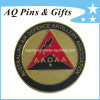 Andenken Coin in Gold, Challenge Coin
