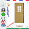 Glass (BN-AMB102)를 가진 강철 Wooden Armored Door