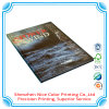 Cuatro Color Printed Soft Cover Paper Catalog para Company