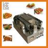 Автоматическая электрическая решетка барбекю завальцовки