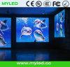 Écran visuel de l'étape polychrome d'intérieur DEL d'Élevé-Éclat