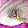 Estensioni Nano diritte brasiliane dei capelli dell'anello del Virgin poco costoso all'ingrosso
