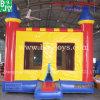 Casa inflável para a venda, castelo ao ar livre do salto dos miúdos da venda quente do salto