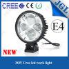 Accesorios ligeros 36W del coche LED CREE de 6.2 pulgadas