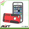 2016 cubierta combinada vendedora caliente del teléfono móvil de iPhone6/6s TPU+PC (RJT-0137)