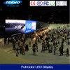 El panel del fondo de etapa al aire libre P5 SMD LED
