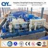 高圧液体酸素窒素の液化天然ガスのガスの給油所のスキッド