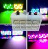 12PCS LED Strobe Light