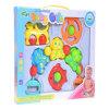 2016 신제품 플라스틱 다채로운 아기 가르랑거리는 소리 (10250542)
