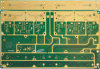 4layers Fr4+Rogers Hybrid Laminate PCB/Rogers 4350b/1+2&3+4