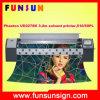 257sqm à grande vitesse Per Hour Phaeton Ud3278k Solvent Printer pour Outdoor Banner Printing avec 4 ou 8 510/50pl Heads