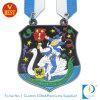 卸し売り中国は漫画様式のベーキングニスの記念品メダルをカスタマイズした