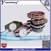 Orologio su ordinazione di marchio Yxl-630 di NATO della vigilanza della fascia dello stilista di nylon su ordinazione dell'adolescente per i regali di Promition