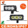 6 duim 4X4 Flood/Spot Combo Double Row 30W 12V LED Work Light Bar