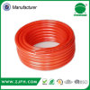 Tres capas del PVC de la manguera de alta presión agrícola privada de aire del aerosol