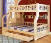 صلبة خشبيّة سرير غرفة [بونك بد] أطفال [بونك بد] ([م-إكس2686])