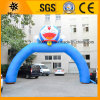 8m Inflatable Doraemon Cartoon Arch (BMAC59)