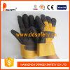 家具の革働く手袋(DLF413)