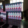 풀 컬러 실내 LED 영화 전시 화면을 광고하는 방수 P6