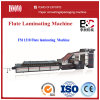 Máquina de estratificação da flauta de alta velocidade automática da série de FC